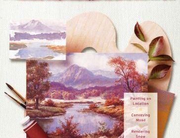 WF Landscapes Oil