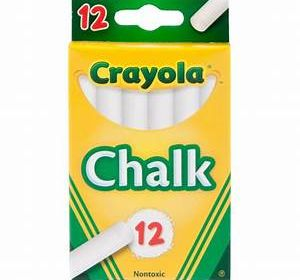 Antidust Chalk