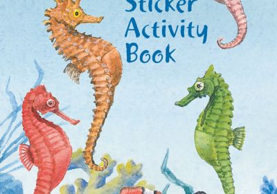 Dover Sea Horses Sticker Activity Book