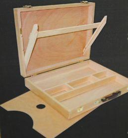 Jack Richeson Sparta Sketch Box #2