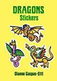 Dover Mini Dragons Sticker Book