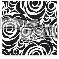 6 x 6  Stencil Mini Eches