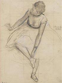 BB Degas Danseuse