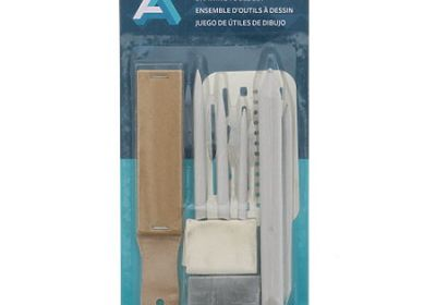 AA Drawing Tools Set 9pc
