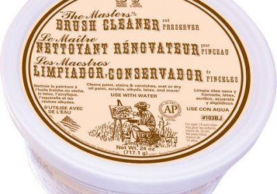 Masters Brush Cleaner & Preserver 24 oz