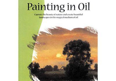 WF Oil Pastel Step by Step