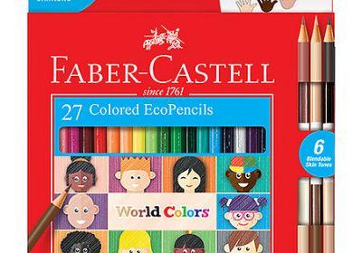 World Colors Colored Pencil Set 15