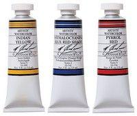 M. Graham Transparent Orange Iron Oxide 15 ml
