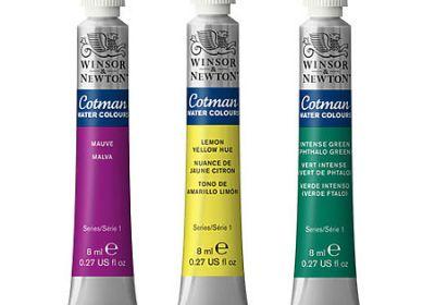 Cotman  Watercolor Burnt Sienna