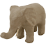 Paper Mache Elephant Style 1