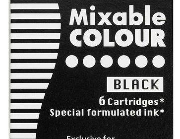 Pilot Pen Refill Ink Cartridges Black