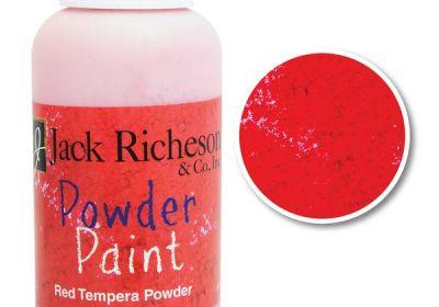 JR powder paint 1lb turquoise