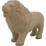 Paper Mache Lion Style 2