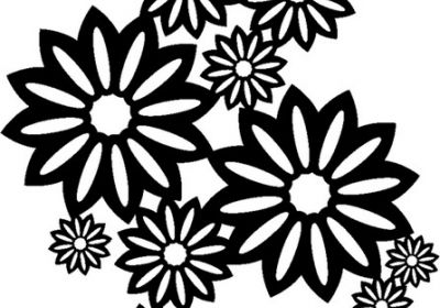 Marabu Wild Blossoms 12
