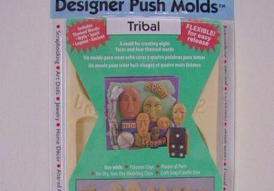 Flexi Push Molds Tribal