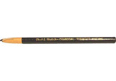 Peel & Sketch Charcoal Blk Hard