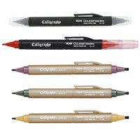 Itoya Doubleheader Calligraphy Marker Pink