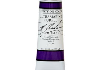 M. Graham oil mineral violet