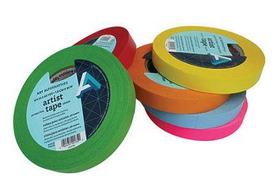 AA Painter Tape Orange 3/4